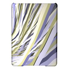 Wavy Ribbons Background Wallpaper Ipad Air Hardshell Cases