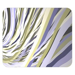 Wavy Ribbons Background Wallpaper Double Sided Flano Blanket (small)