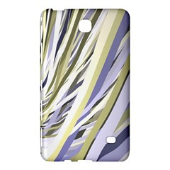 Wavy Ribbons Background Wallpaper Samsung Galaxy Tab 4 (8 ) Hardshell Case