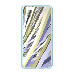 Wavy Ribbons Background Wallpaper Apple Seamless iPhone 6/6S Case (Color)