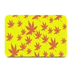 Autumn Background Plate Mats