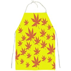 Autumn Background Full Print Aprons