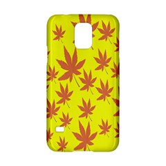 Autumn Background Samsung Galaxy S5 Hardshell Case