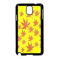 Autumn Background Samsung Galaxy Note 3 Neo Hardshell Case (black)