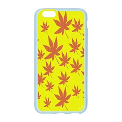 Autumn Background Apple Seamless iPhone 6/6S Case (Color)