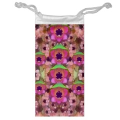 It Is Lotus In The Air Jewelry Bag