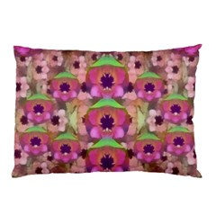 It Is Lotus In The Air Pillow Case