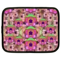 It Is Lotus In The Air Netbook Case (XXL)