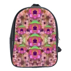 It Is Lotus In The Air School Bags(Large)