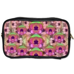 It Is Lotus In The Air Toiletries Bags