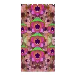 It Is Lotus In The Air Shower Curtain 36  x 72  (Stall)