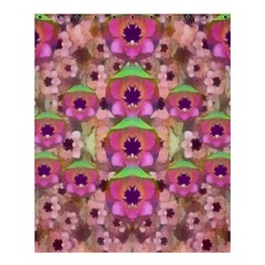 It Is Lotus In The Air Shower Curtain 60  x 72  (Medium)