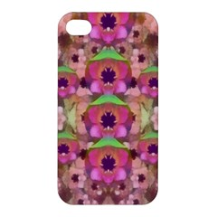 It Is Lotus In The Air Apple iPhone 4/4S Premium Hardshell Case