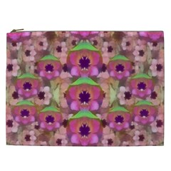 It Is Lotus In The Air Cosmetic Bag (XXL)