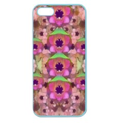 It Is Lotus In The Air Apple Seamless iPhone 5 Case (Color)
