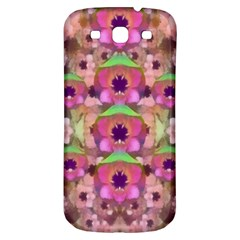 It Is Lotus In The Air Samsung Galaxy S3 S III Classic Hardshell Back Case