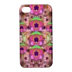 It Is Lotus In The Air Apple iPhone 4/4S Hardshell Case with Stand
