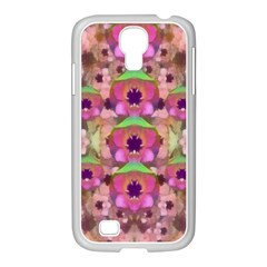 It Is Lotus In The Air Samsung Galaxy S4 I9500/ I9505 Case (white)