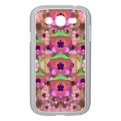 It Is Lotus In The Air Samsung Galaxy Grand DUOS I9082 Case (White)