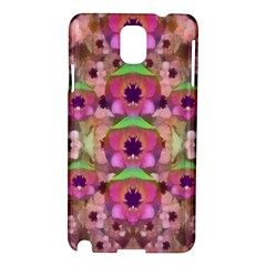 It Is Lotus In The Air Samsung Galaxy Note 3 N9005 Hardshell Case