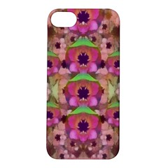 It Is Lotus In The Air Apple Iphone 5s/ Se Hardshell Case