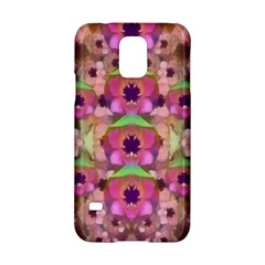 It Is Lotus In The Air Samsung Galaxy S5 Hardshell Case