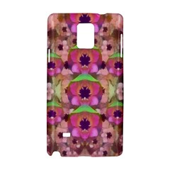 It Is Lotus In The Air Samsung Galaxy Note 4 Hardshell Case
