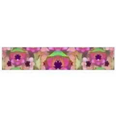 It Is Lotus In The Air Flano Scarf (small)