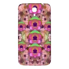 It Is Lotus In The Air Samsung Galaxy Mega I9200 Hardshell Back Case