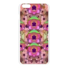 It Is Lotus In The Air Apple Seamless iPhone 6 Plus/6S Plus Case (Transparent)