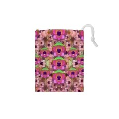 It Is Lotus In The Air Drawstring Pouches (XS)
