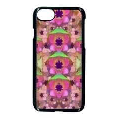 It Is Lotus In The Air Apple iPhone 7 Seamless Case (Black)