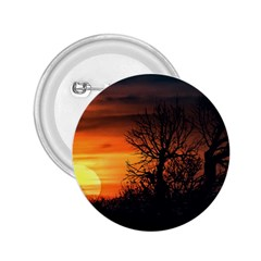Sunset At Nature Landscape 2.25  Buttons
