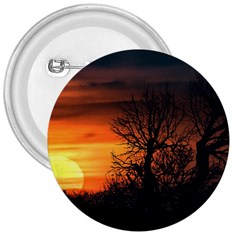 Sunset At Nature Landscape 3  Buttons