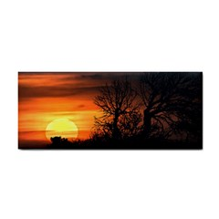 Sunset At Nature Landscape Cosmetic Storage Cases