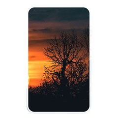 Sunset At Nature Landscape Memory Card Reader