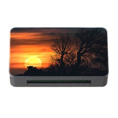 Sunset At Nature Landscape Memory Card Reader with CF