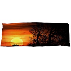 Sunset At Nature Landscape Body Pillow Case Dakimakura (Two Sides)