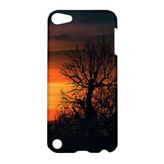 Sunset At Nature Landscape Apple iPod Touch 5 Hardshell Case