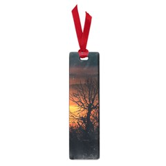 Sunset At Nature Landscape Small Book Marks
