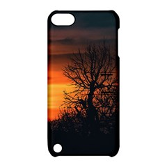Sunset At Nature Landscape Apple iPod Touch 5 Hardshell Case with Stand