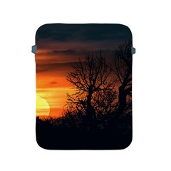 Sunset At Nature Landscape Apple iPad 2/3/4 Protective Soft Cases