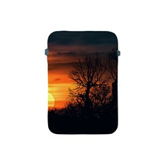 Sunset At Nature Landscape Apple iPad Mini Protective Soft Cases