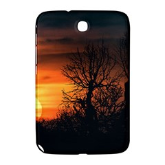 Sunset At Nature Landscape Samsung Galaxy Note 8.0 N5100 Hardshell Case