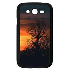 Sunset At Nature Landscape Samsung Galaxy Grand DUOS I9082 Case (Black)