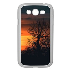 Sunset At Nature Landscape Samsung Galaxy Grand DUOS I9082 Case (White)