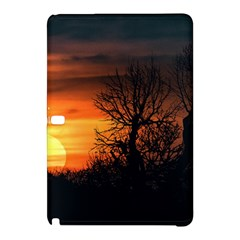 Sunset At Nature Landscape Samsung Galaxy Tab Pro 12.2 Hardshell Case