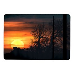 Sunset At Nature Landscape Samsung Galaxy Tab Pro 10.1  Flip Case