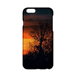 Sunset At Nature Landscape Apple iPhone 6/6S Hardshell Case