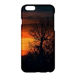 Sunset At Nature Landscape Apple iPhone 6 Plus/6S Plus Hardshell Case